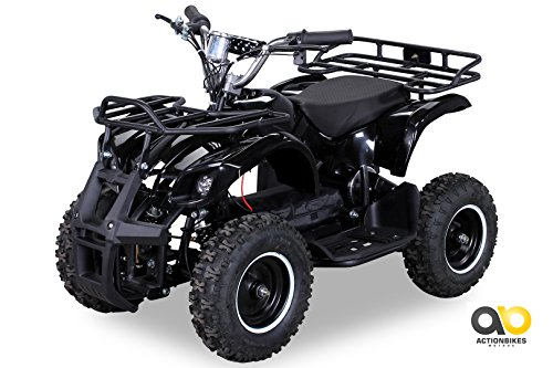kinder elektro miniquad torino 800 watt atv pocket quad. Black Bedroom Furniture Sets. Home Design Ideas