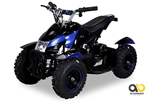 mini elektro kinderquad atv cobra 800 watt pocket quad. Black Bedroom Furniture Sets. Home Design Ideas