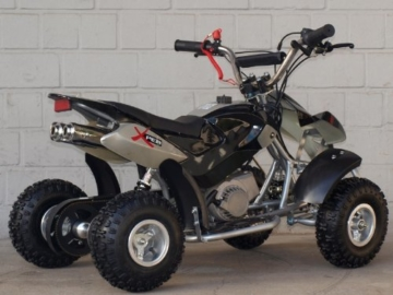 Mini Quad ATV Kinderquad 49 cc Powerquad 49ccm 2010 NEU -