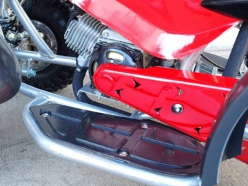 Mini Quad ATV Kinderquad 49 cc Powerquad 49ccm 2011 NEU -