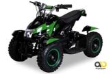 Mini Elektro Kinder ATV Cobra 800 Watt Pocket Quad (grün) -