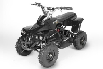 "Mini Quad Atv Eco Anaconda 6"" 800W inkl. 3-Stufen Drossel Pocketquad Kinderquad - 1"