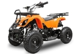 Miniquad 50cc Torino 4-Takter E-Start Kinderquad Quad ATV Mini (Blau) - 1