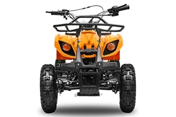 Miniquad 50cc Torino 4-Takter E-Start Kinderquad Quad ATV Mini (Blau) - 2