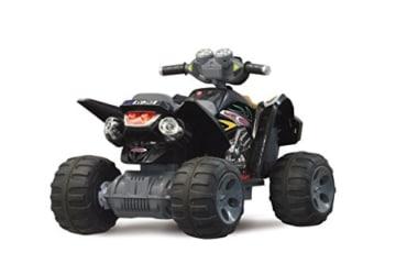 Jamara 404640 - Fahrzeuge, Ride-on Quad, 12 V - 4