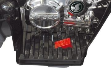 Jamara 404640 - Fahrzeuge, Ride-on Quad, 12 V - 6