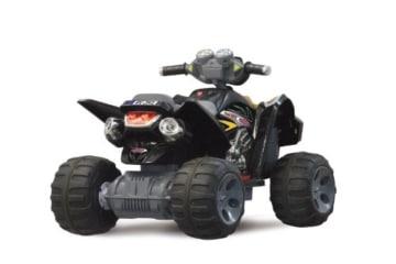 Jamara 404640 - Fahrzeuge, Ride-on Quad, 12 V - 7