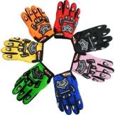 Leopard Junior Kind Kinder MX Motocross Handschuhe Kinder Dirty Bike Quad Motorrad Motorrad Handschuhe Rosa M - 1