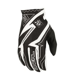 O 'Neal Matrix Racewear Handschuhe Fahrrad, Kinder L schwarz / weiß - 1