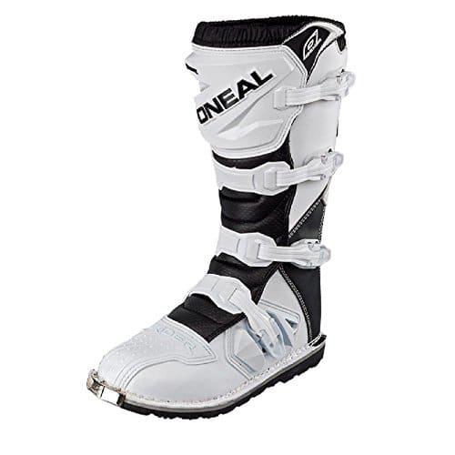 O'Neal Kids Rider Boot Weiß Kinder MX Stiefel Moto Cross Enduro MX FR DH, 0324R-2, Größe 36 - 1
