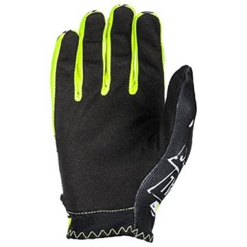 O'Neal Matrix Kinder Handschuhe Attack Neon Gelb Hi-Viz MX MTB DH Motocross Enduro Offroad, 0388R-0, Größe S - 3
