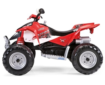 Peg Perego OR0049 - Peg Perego - Polaris Outlaw, 12 Volt - 5