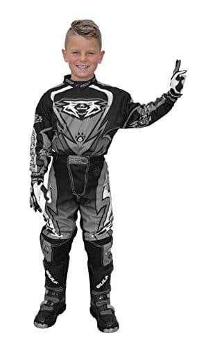 wulfsport-attack-neu-racing-kinder-hosen-jersey-hemd-mx-atv-quad-eunduro-kinder-rennkleidung-2017-modell-neu-stil-5-7-jahr-schwarz-2